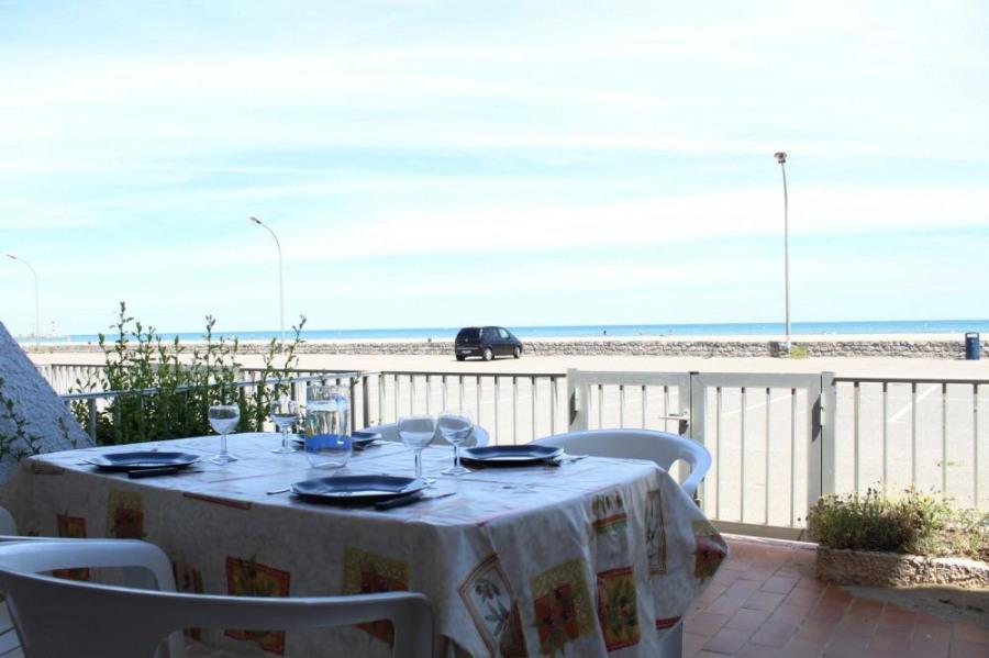 Port-la-Nouvelle (11) - Quartier plage - Résidence L'Eldorado. Appartement 2 pièces de 40 m² environ pour 6 personnes...