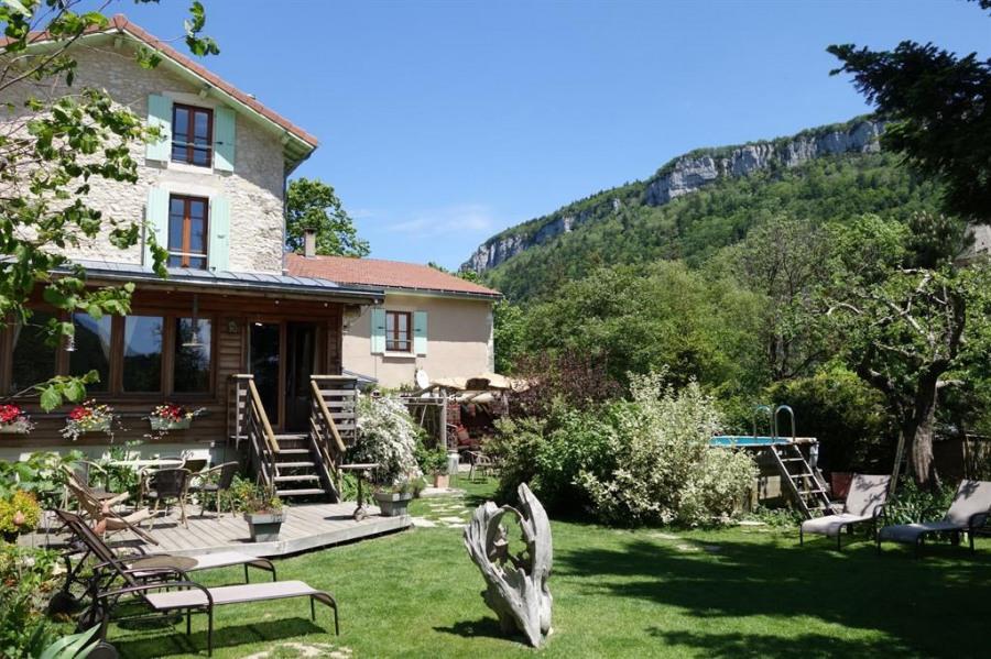 Location vacances Léoncel -  Gite - 12 personnes - Barbecue - Photo N° 1