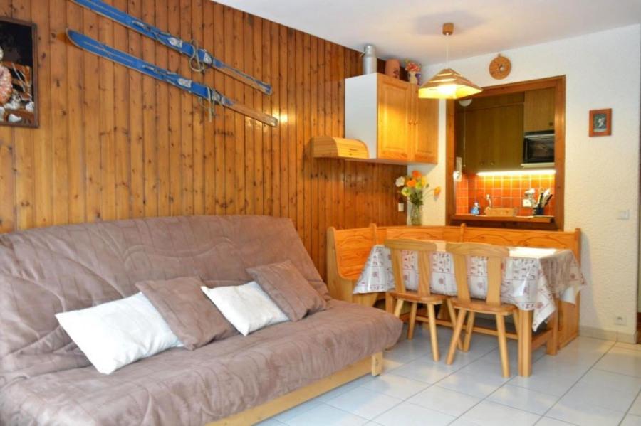 Studio - 25 m² environ- jusqu'à 4 personnes.
