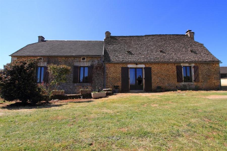 Holiday rentals Sarlat-la-Canéda - House - 12 persons - BBQ - Photo N° 1