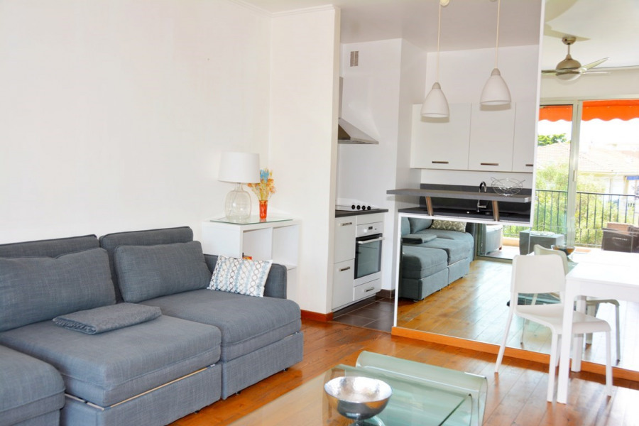Holiday rentals Nice - Apartment - 2 persons - Television - Photo N° 1