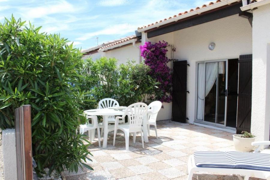 Résidence Cap Sud II - Pavillon 4 pièces cabine de 50 m² environ pour 6 à 8 personnes.