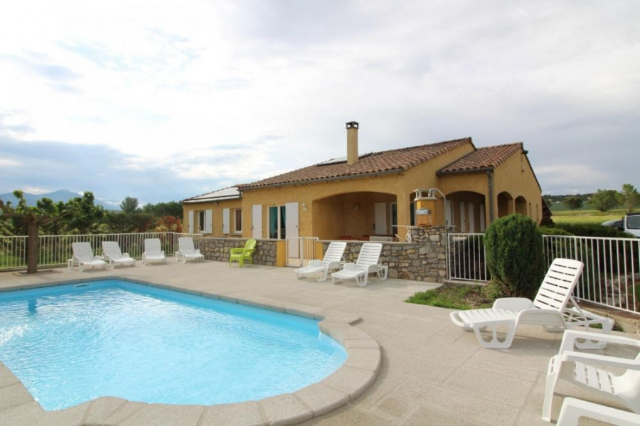 Gîtes de France - La Villa Chagnac.