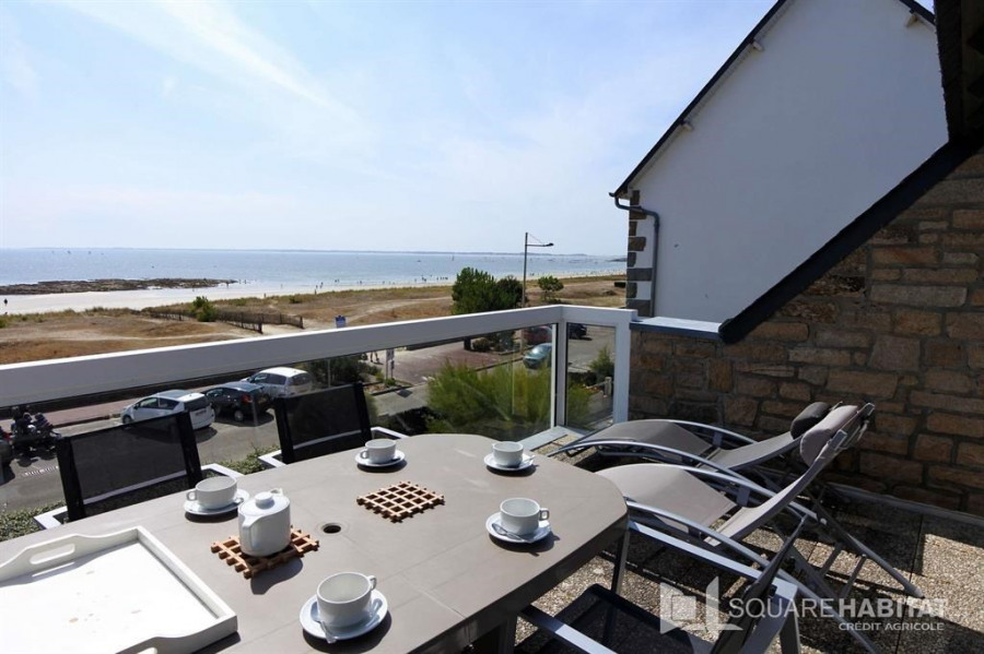 Holiday rentals Carnac - Apartment - 6 persons - Garden furniture - Photo N° 1