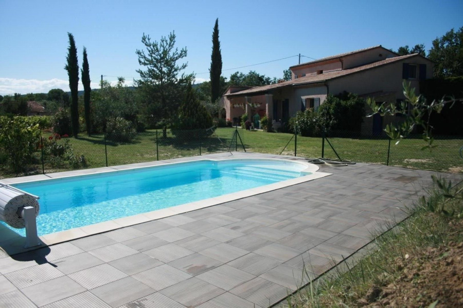 Holiday rentals Mirabel-aux-Baronnies - House - 12 persons - BBQ - Photo N° 1
