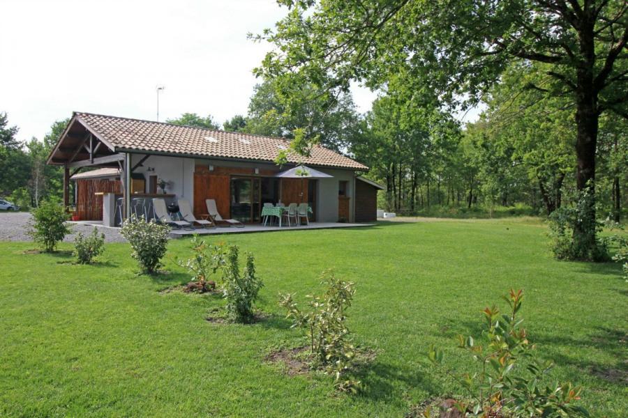 Location vacances Lanton -  Maison - 4 personnes - Barbecue - Photo N° 1
