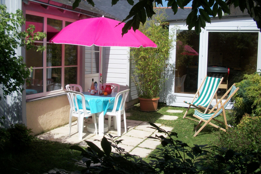 Location vacances Faye-d'Anjou -  Gite - 4 personnes - Barbecue - Photo N° 1