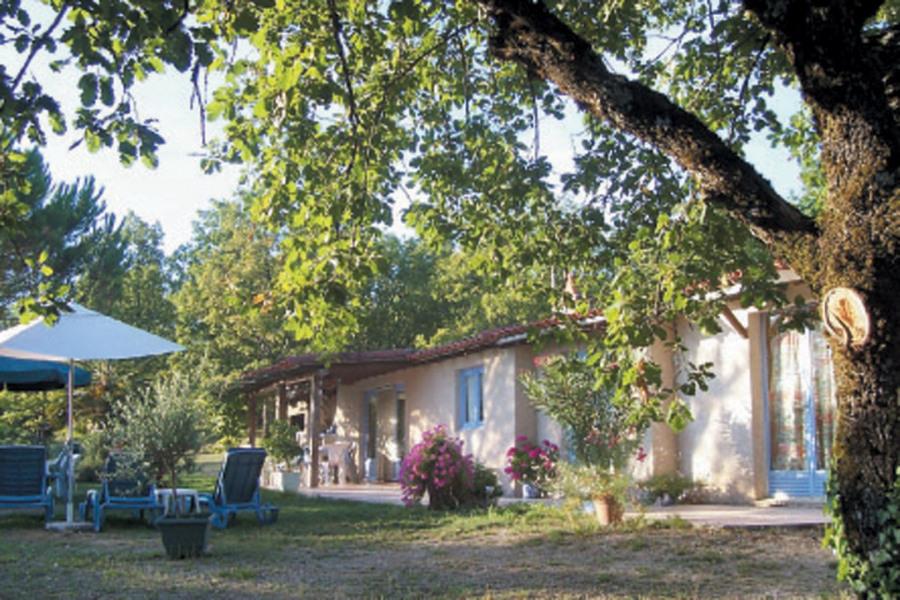 Location vacances Gignac -  Maison - 6 personnes - Barbecue - Photo N° 1