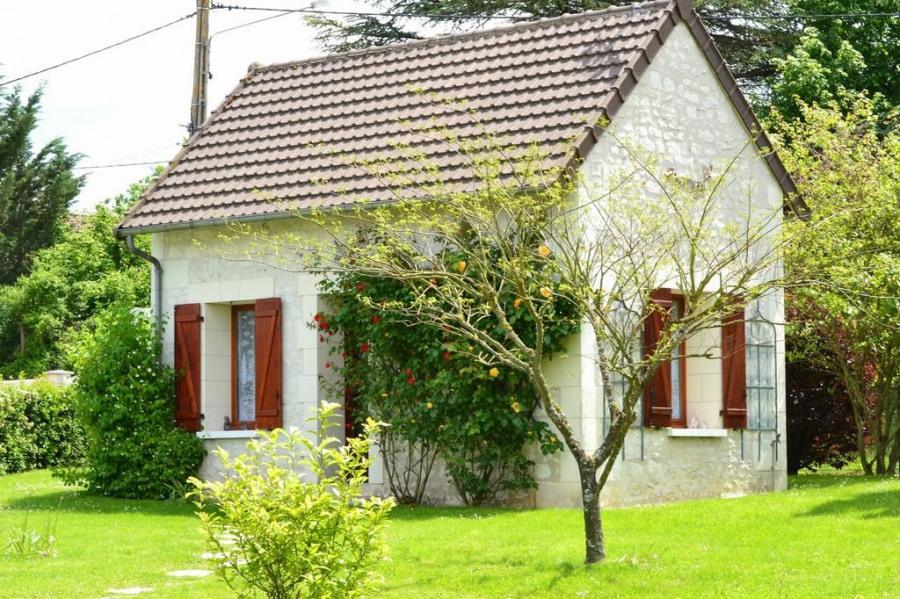 Location vacances Saint-Aignan -  Maison - 2 personnes - Jardin - Photo N° 1