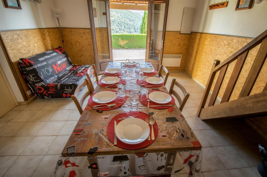 Holiday rentals Vico - House - 8 persons - BBQ - Photo N° 1