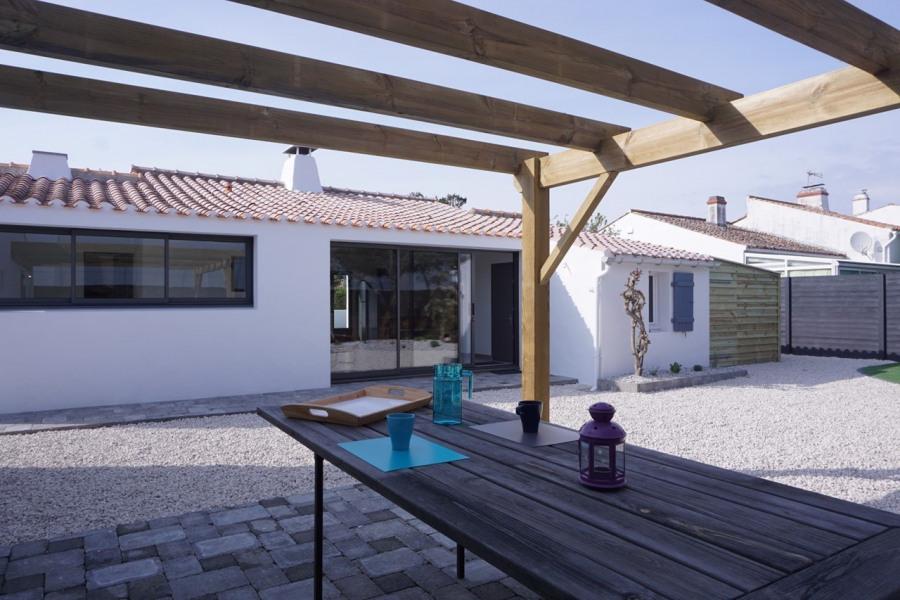 Location vacances Noirmoutier-en-l'Île -  Maison - 10 personnes - Jardin - Photo N° 1