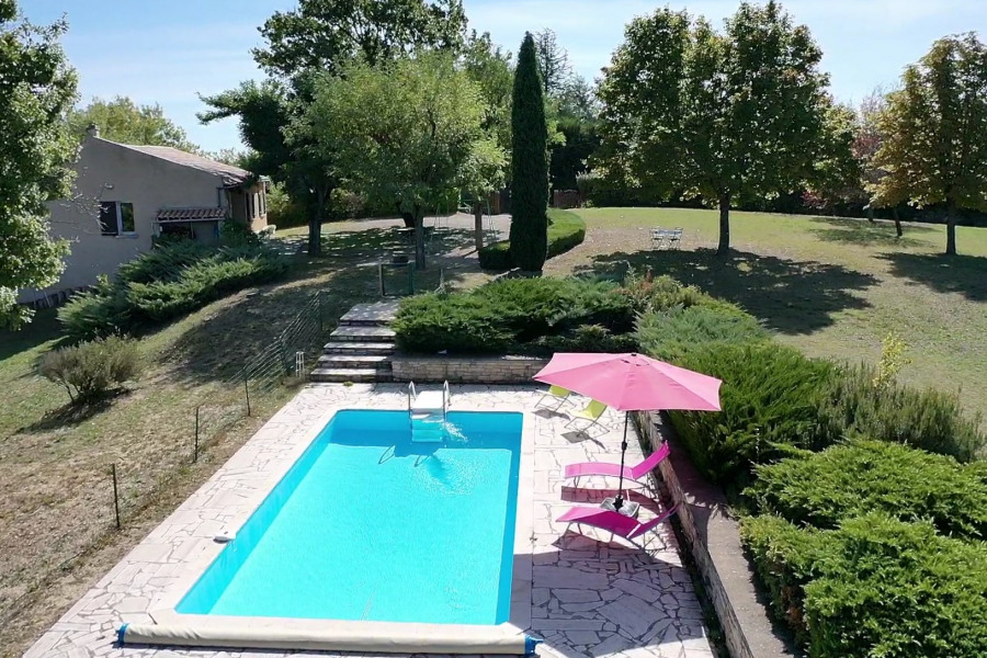 Location vacances Forcalquier -  Maison - 5 personnes - Barbecue - Photo N° 1