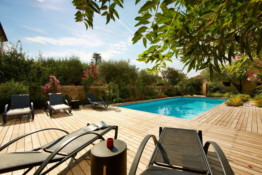 Holiday rentals Suze-la-Rousse - House - 12 persons - BBQ - Photo N° 1