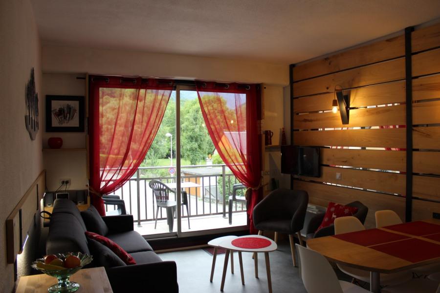 Location vacances Saint-Lary-Soulan -  Appartement - 5 personnes - Salon de jardin - Photo N° 1