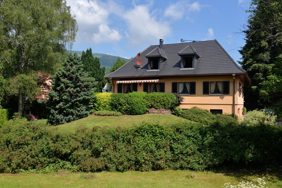 Location vacances Stosswihr -  Appartement - 4 personnes - Barbecue - Photo N° 1