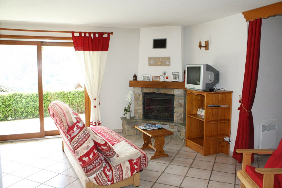 CHALET LES CRISTAUX Appartement en montagne dans le BEAUFORTAIN au village d'Areches SAVOIE MONT BLANC - Areches