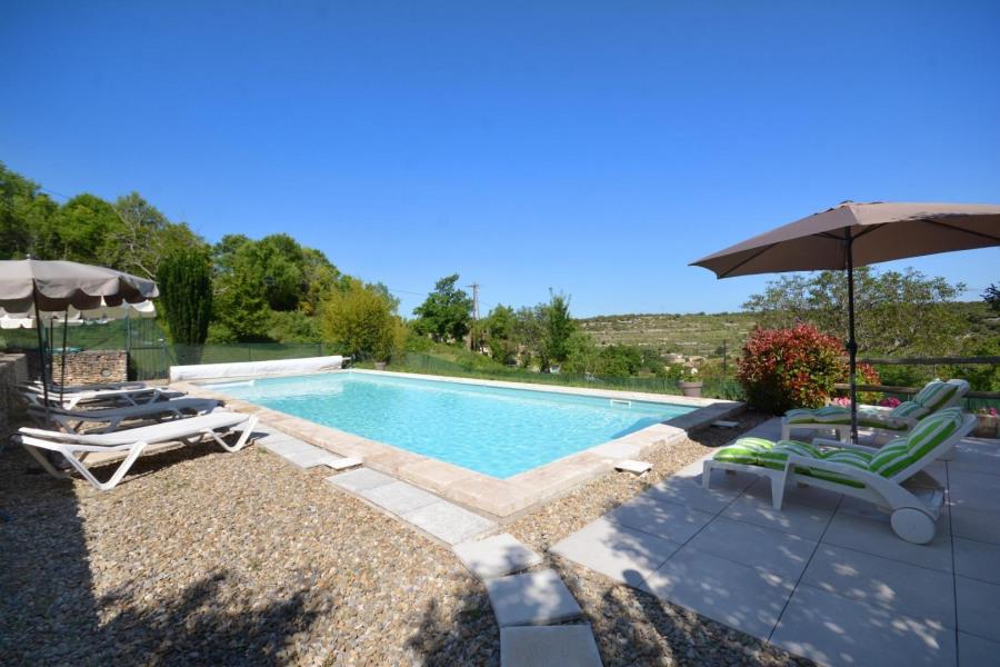 Location vacances Buoux -  Gite - 3 personnes - Jardin - Photo N° 1