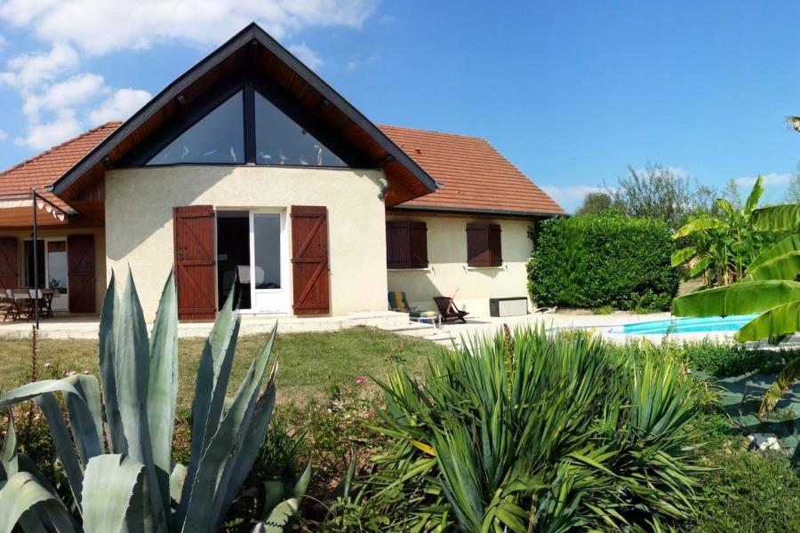 Maison familiale avec piscine privative
