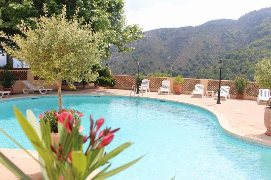 Appartement pour 4 pers. avec piscine, Utelle