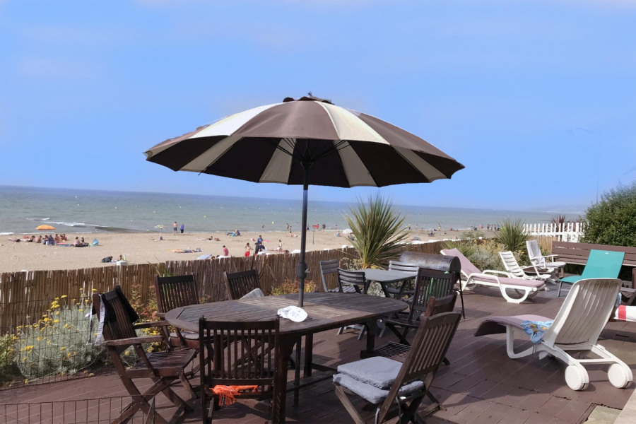 Location vacances Villers-sur-mer -  Appartement - 8 personnes - Barbecue - Photo N° 1