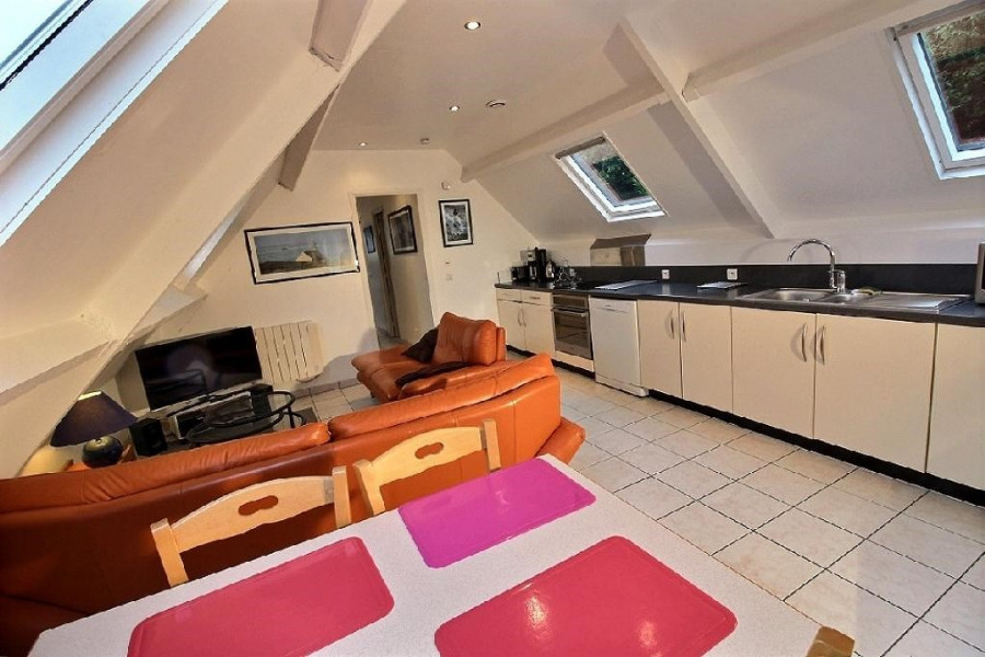Location vacances Paimpol -  Appartement - 4 personnes - Barbecue - Photo N° 1