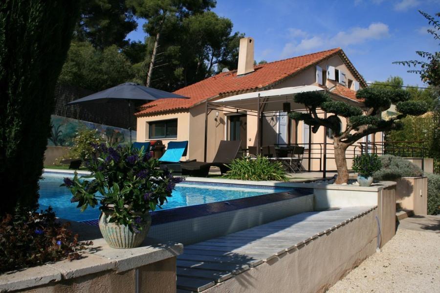 Location vacances Sanary-sur-Mer -  Maison - 8 personnes - Télévision - Photo N° 1