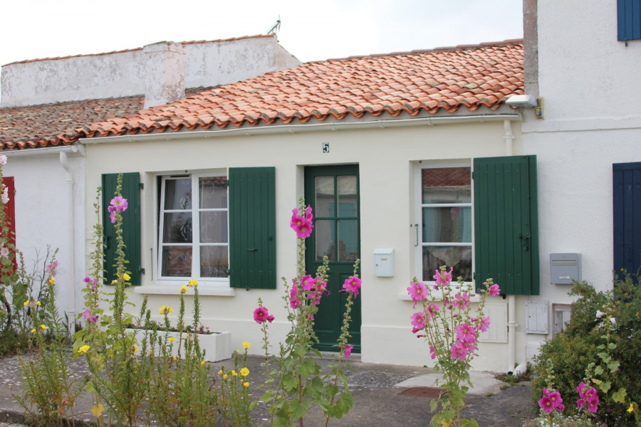 Location vacances Île-d'Aix -  Maison - 8 personnes - Chaise longue - Photo N° 1