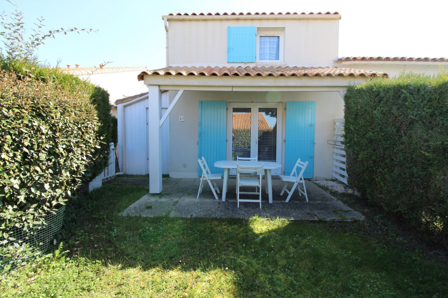 Holiday rentals Saint-Palais-sur-Mer - House - 6 persons - BBQ - Photo N° 1