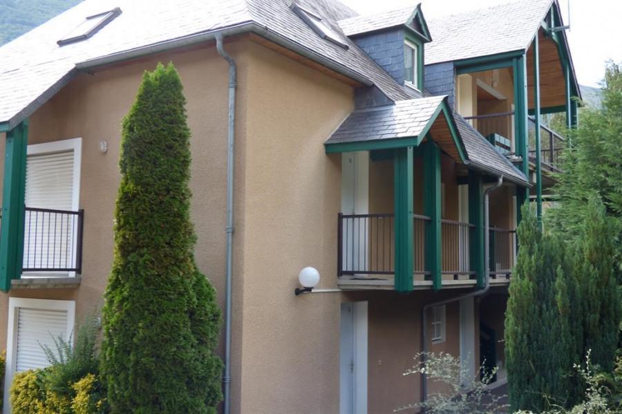 La résidence : appartement au 2ème étage
