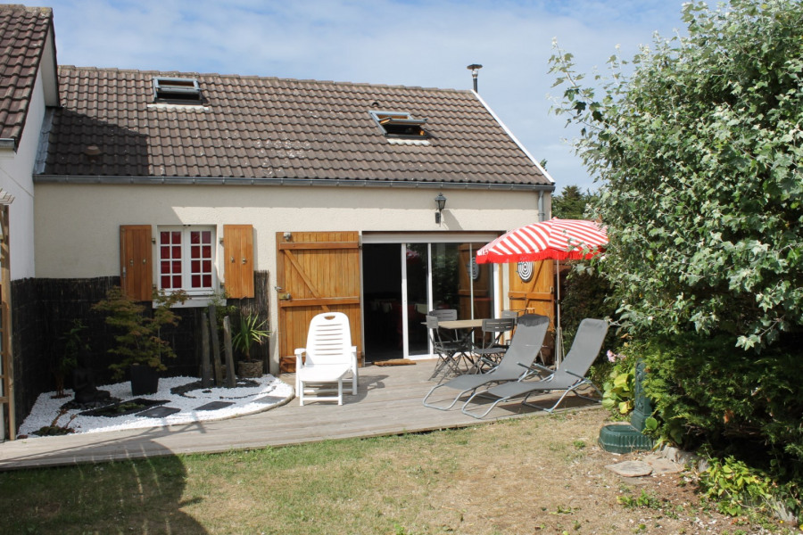 Location vacances Saint-Germain-sur-Ay -  Maison - 6 personnes - Barbecue - Photo N° 1