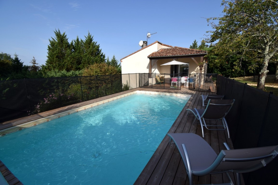 Location vacances Villeneuve-sur-Lot -  Maison - 6 personnes - Barbecue - Photo N° 1
