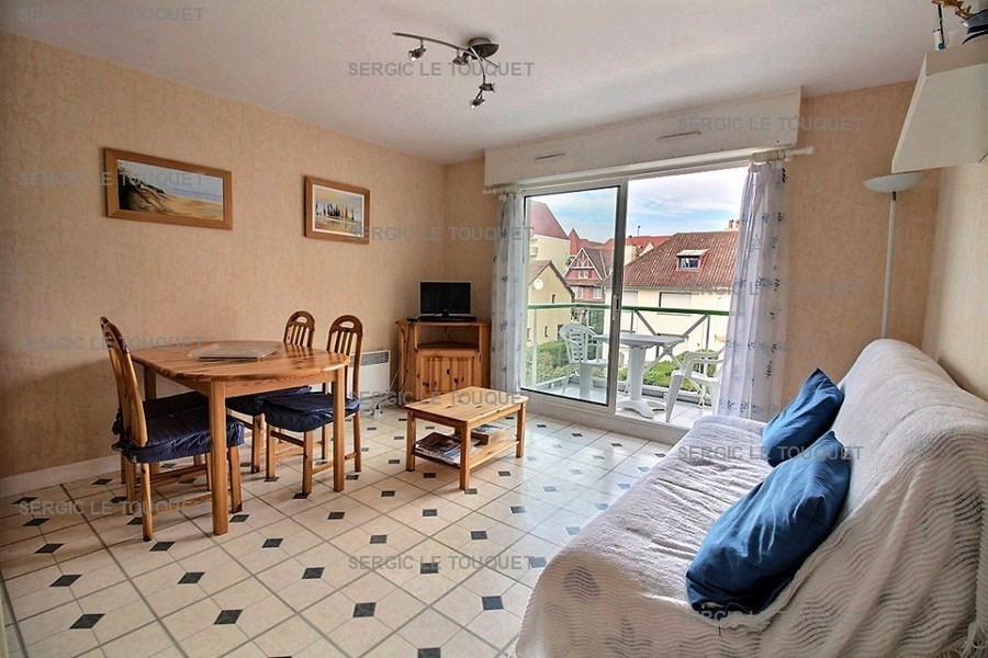 Location vacances Le Touquet-Paris-Plage -  Appartement - 4 personnes - Télévision - Photo N° 1
