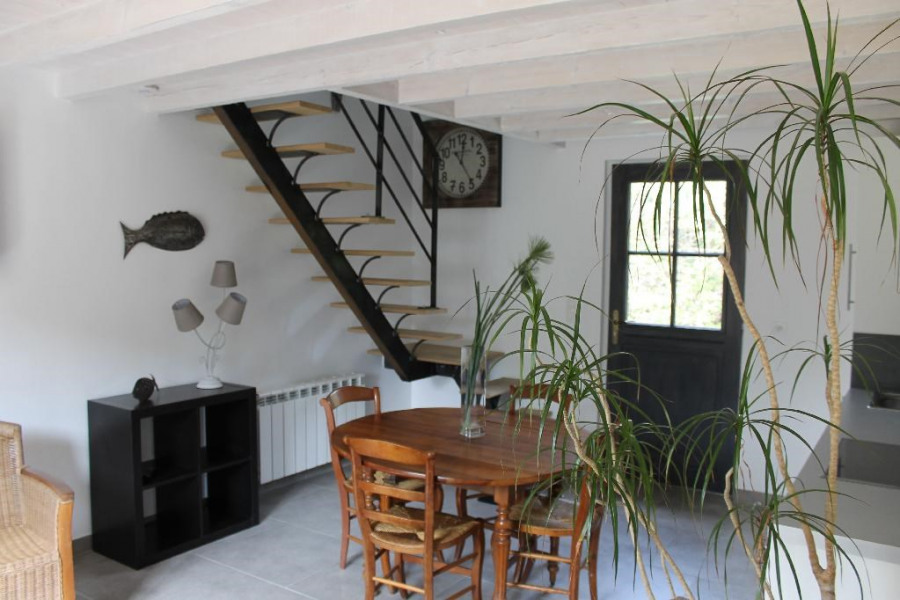 Holiday rentals Saint-Malo - House - 4 persons - BBQ - Photo N° 1