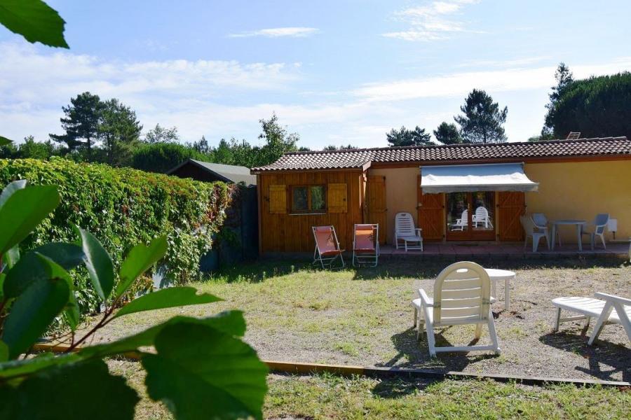 Location vacances Réaup-Lisse -  Maison - 3 personnes -  - Photo N° 1