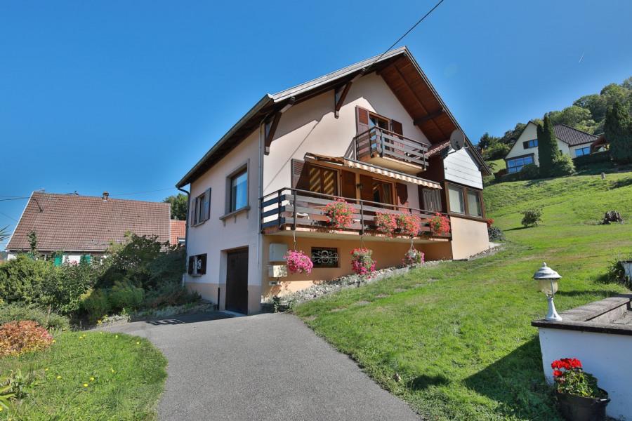 Location vacances Luttenbach-près-Munster -  Maison - 4 personnes - Barbecue - Photo N° 1