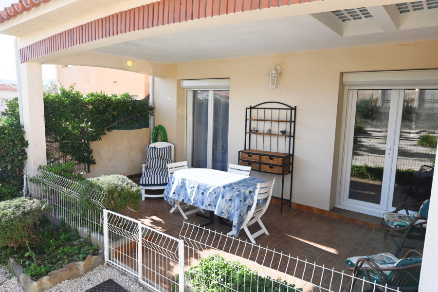 Holiday rentals Port-Vendres - Apartment - 2 persons - BBQ - Photo N° 1