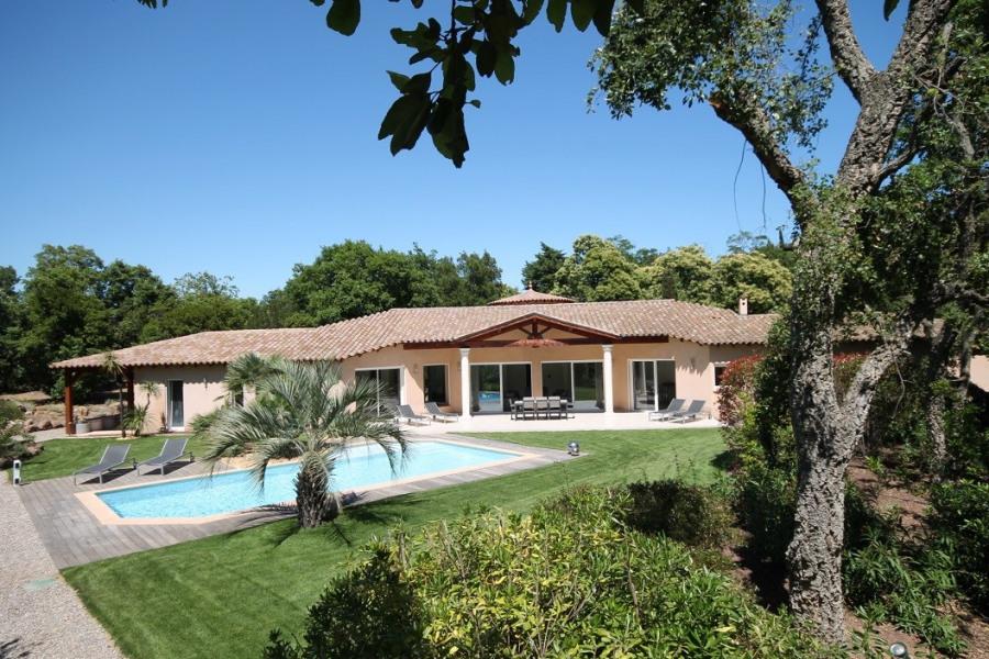 Holiday rentals Mandelieu-la-Napoule - House - 8 persons - BBQ - Photo N° 1