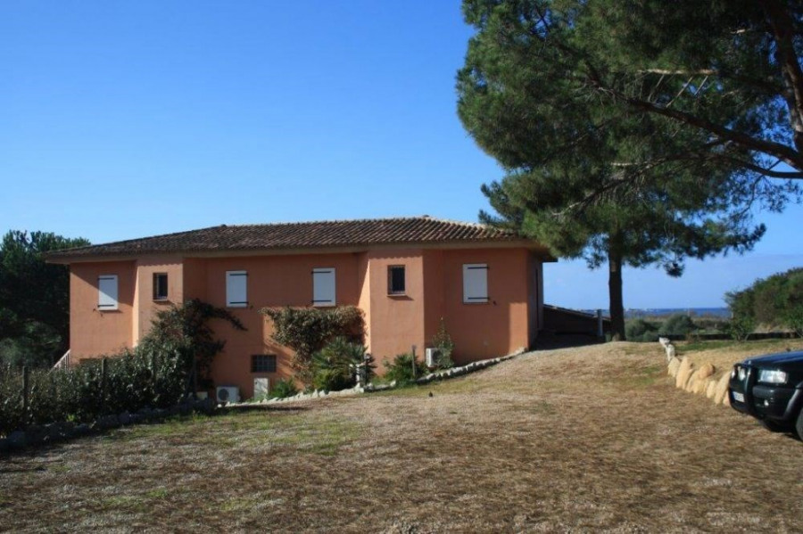 Location vacances Grosseto-Prugna -  Appartement - 6 personnes - Chaise longue - Photo N° 1
