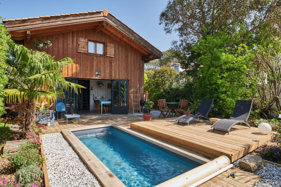 Ferienwohnungen Bidart - Haus - 4 Personen - Grill - Foto Nr. 1