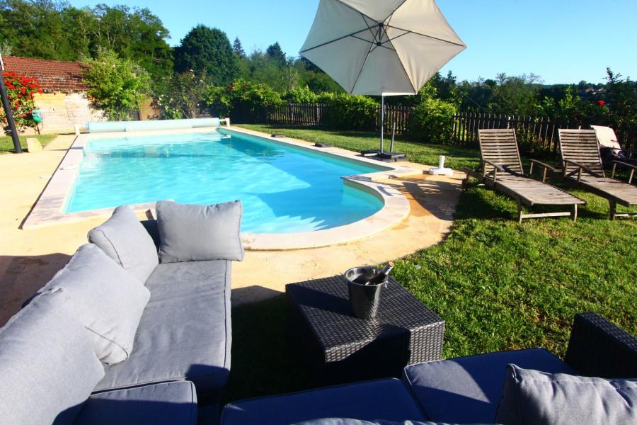 Location vacances Sarlat-la-Canéda -  Maison - 8 personnes - Chauffage - Photo N° 1