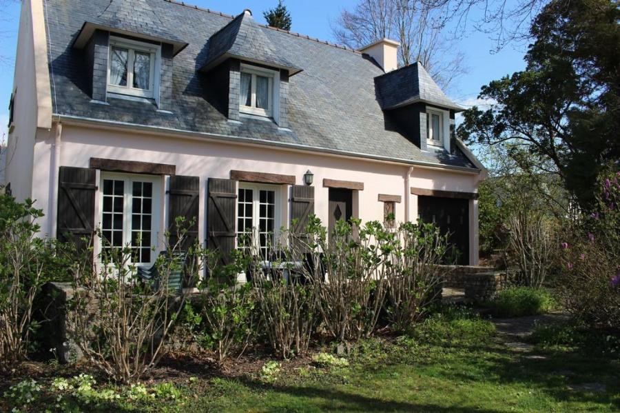 Ferienwohnungen Riec-sur-Bélon - Haus - 6 Personen - Grill - Foto Nr. 1