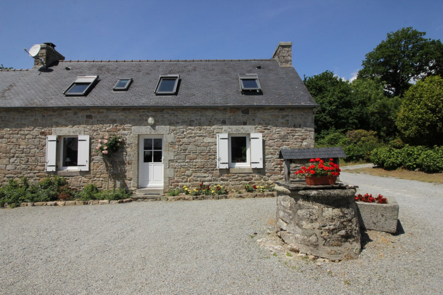 Holiday rentals Bénodet - Cottage - 6 persons - BBQ - Photo N° 1