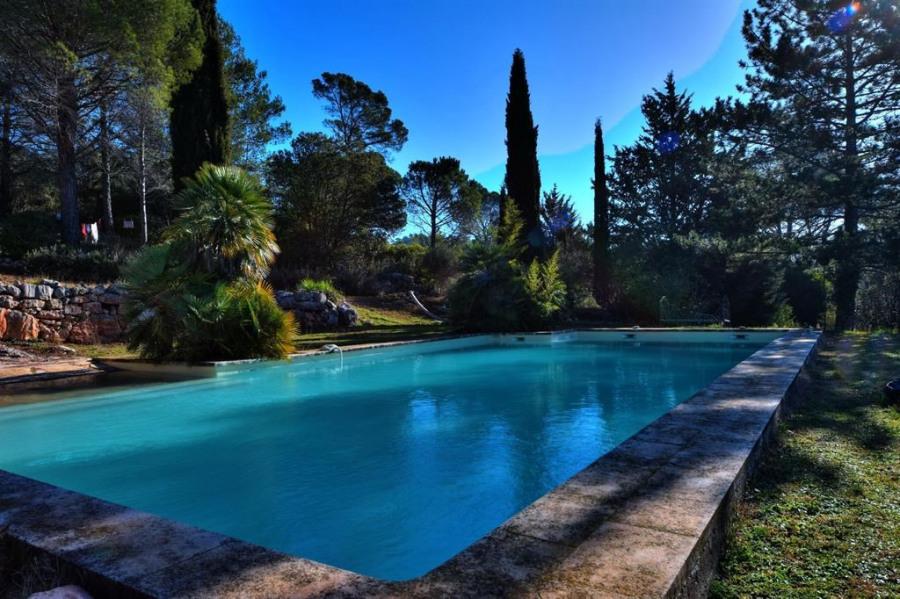 Location vacances Villecroze -  Maison - 8 personnes - Jardin - Photo N° 1