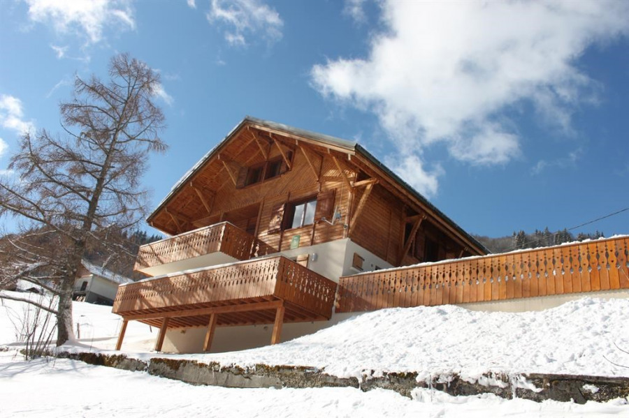 Holiday rentals Bellevaux - House - 12 persons - BBQ - Photo N° 1