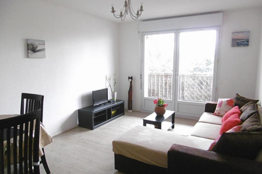 Appartement pour 3 pers. avec parking privé, Gujan-Mestras