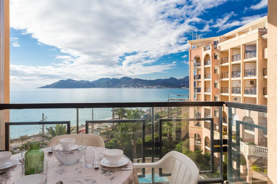Location vacances Cannes -  Appartement - 5 personnes - Jardin - Photo N° 1