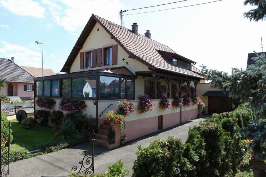 Appartement pour 4 pers. avec internet, Marckolsheim