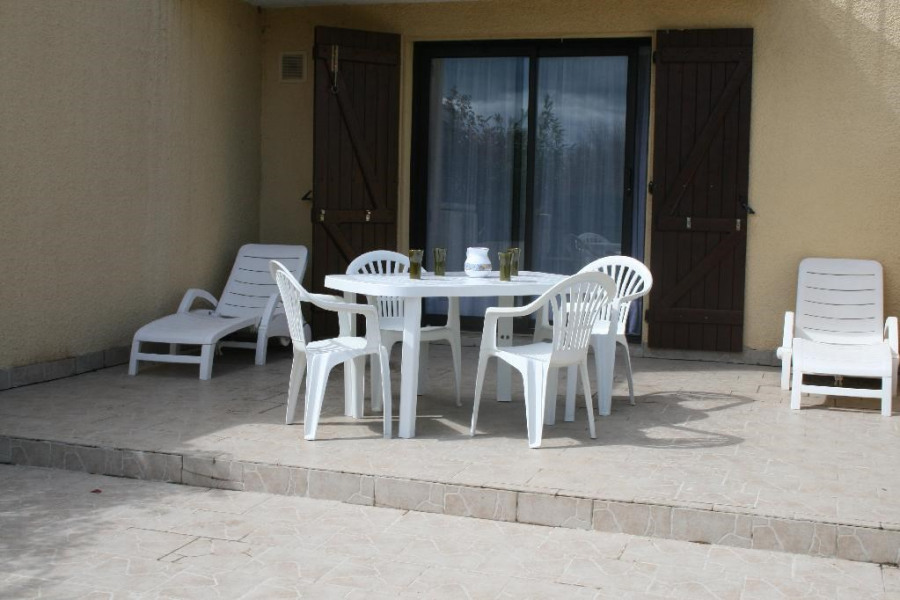 Location vacances Marseillan -  Appartement - 4 personnes - Barbecue - Photo N° 1