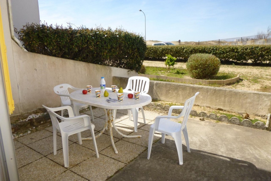 Location vacances Saint-Hilaire-de-Riez -  Appartement - 5 personnes - Lave-linge - Photo N° 1