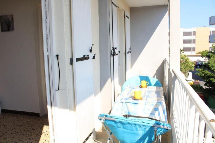 Appartement 3 pièces - 45 m² environ- jusqu'à 6 personnes.